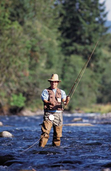 Fishing guide smoky mountains for Gatlinburg trout fishing