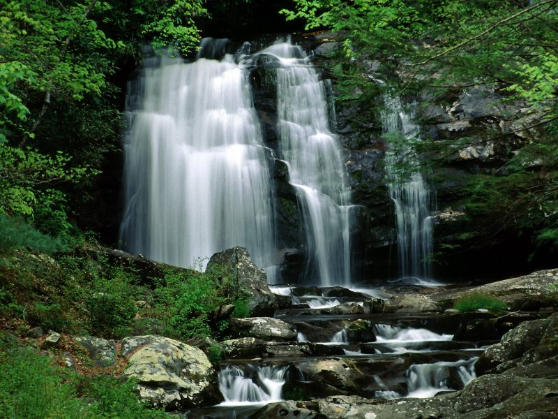 Top Five Places To See In The Smokies