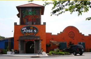 No Way Jose's